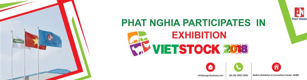 Phat Nghia Agrobusiness participate in Vietstock 2018