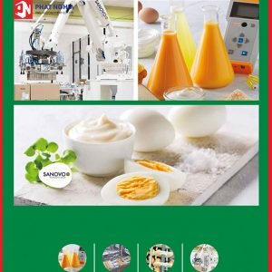 Egg Handlings Processing